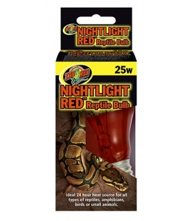 Zoo Med Nightlight Red™ Reptile Bulb 60W