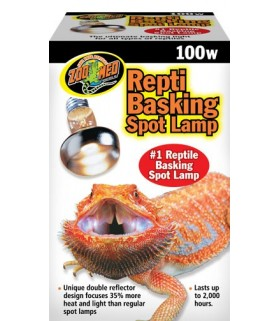 Zoo Med Repti Basking Spot® Lamp 50W