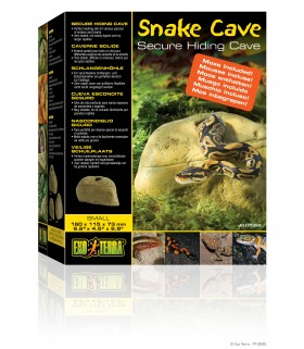 Exo Terra Snake Cave / Secure Hiding Cave S