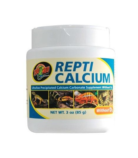 Zoo Med Repti Calcium® without D3 85g