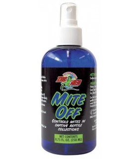 Zoo Med Mite Off Non-Toxic Mite Remedy 125ml