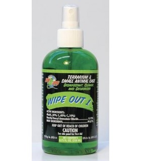 Zoo Med Wipe Out 1 - 258ml