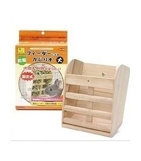 Wild Sanko Grass Feeder/Biting Wood