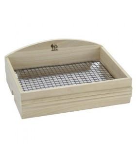 Wild Sanko Wood Bed