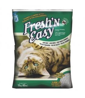 Catit Fresh'N Easy Premium Clumping Cat Litter Pine Scent 18kg