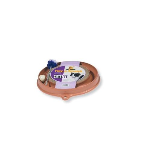 Hagen Cat Play and Scratch Toy