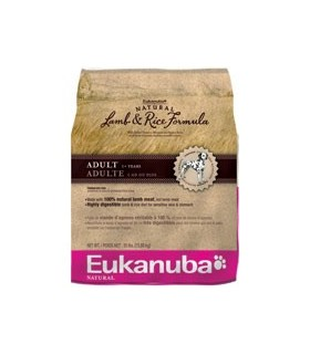 Eukanuba Adult Lamb & Rice