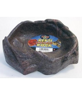 Zoo Med Repti Rock Water Dish (Large)