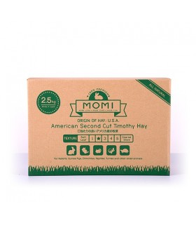 Momi 2nd Cut Timothy Hay 2.5kg