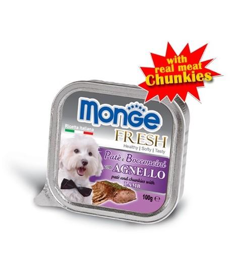 Monge Fresh Dog Food