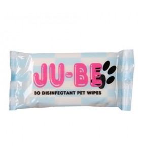 JU-BE Disinfectant Pet Wipes 30 Sheets