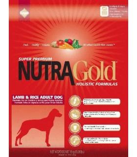 NutraGold Adult Lamb & Rice 3kg