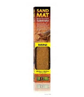 Exo Terra Sand Mat Desert Terrarium Substrate Mini