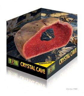 Exo Terra Crystal Cave / Decorative Reptile Hide M