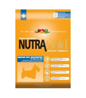 NutraGold Adult Indoor Micro Bite 3kg