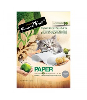 Fussie Cat Natural Paper Litter 7L