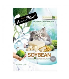 Fussie Cat Natural Soybean Litter 7L