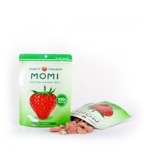 Momi Dried Strawberry Treats 15g