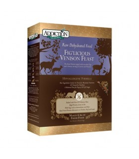 Addiction Fig'licious Venison Feast (Grain Free)