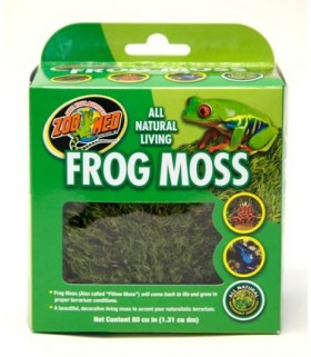 Zoo Med All Natural Frog Moss 1.31L