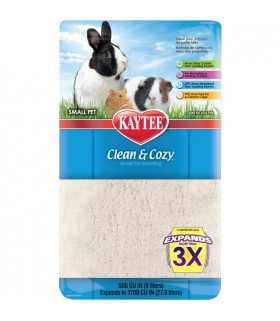 Kaytee Clean & Cozy Bedding 500cu in
