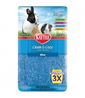 Kaytee Clean & Cozy Blue 500cu in