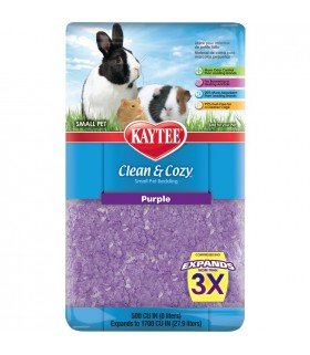 Kaytee Clean & Cozy Purple 500cu in