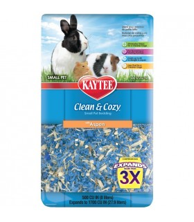 Kaytee Clean & Cozy Aspen Bedding 500cu