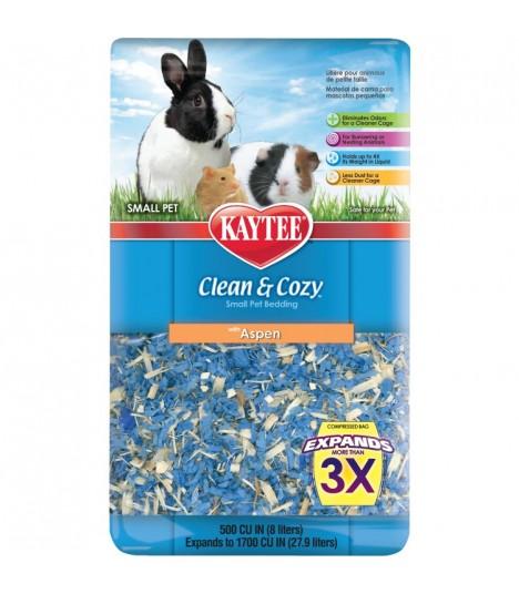 Kaytee Clean & Cozy Aspen Bedding 500cu