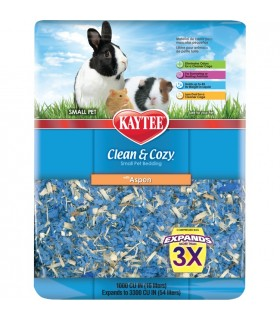 Kaytee Clean n Cozy Aspen Bedding 1000cu