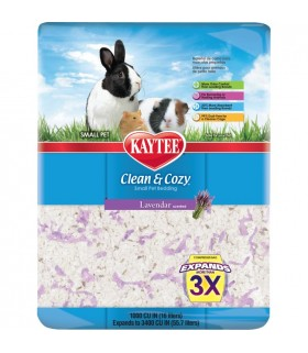 Kaytee Clean n Cozy Lavender 1000cu