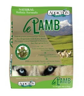 Addiction Dog Le Lamb (Grain Free)