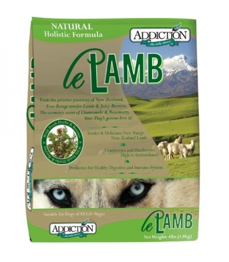 Addiction Le Lamb 4lbs