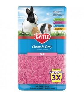 Kaytee Clean n Cozy Pink 500cu