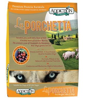 Addiction La Porchetta 4lbs