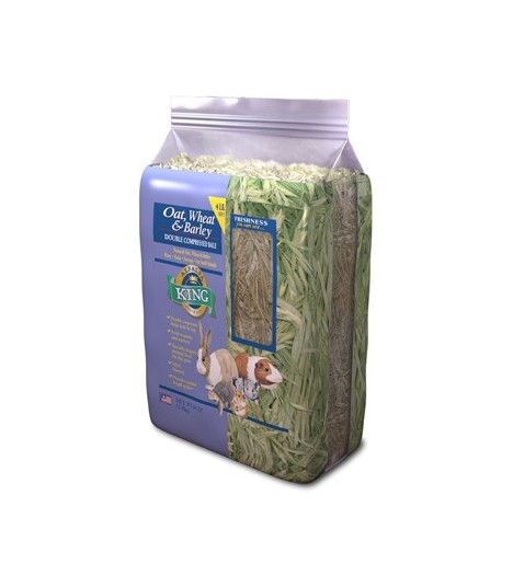 Alfalfa King Oat, Wheat & Barley 4lb (1.81kg)