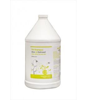 Nootie Soothing Aloe & Oatmeal Shampoo - Cucumber Melon 1 Gallon