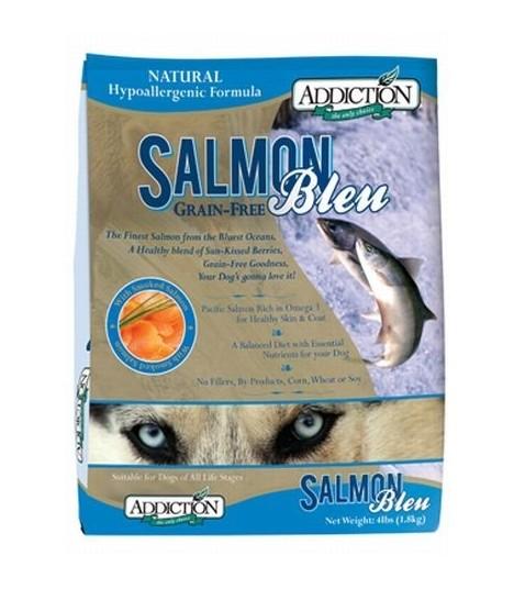 Addiction Salmon Bleu 4lbs