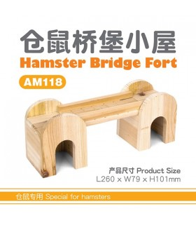 Pet Link Hamster Bridge Fort