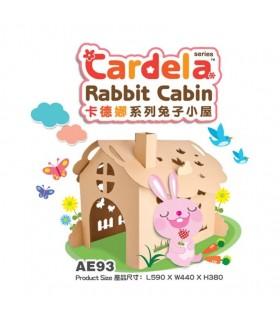 Alice Cardela Rabbit Cabin