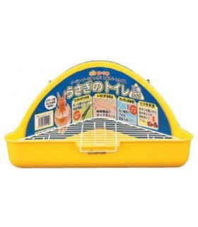 GEX Rabbit Triangle Toilet - Lemon Yellow