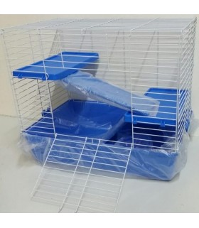 2 Level Platform Chinchilla / Guinea Pig Cage