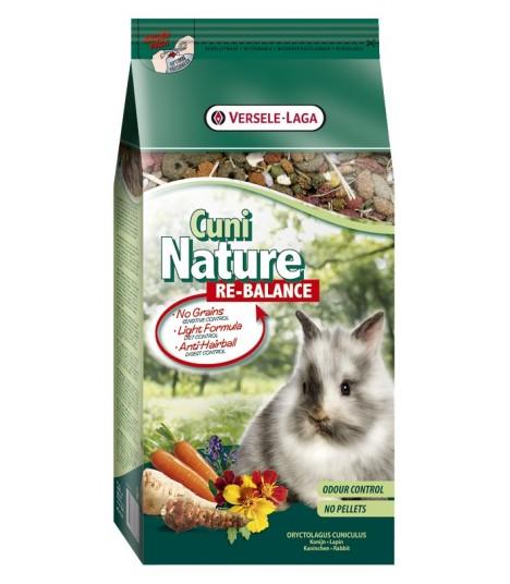 Versele Laga Cuni Nature (Rabbit) Fibrefood 1kg