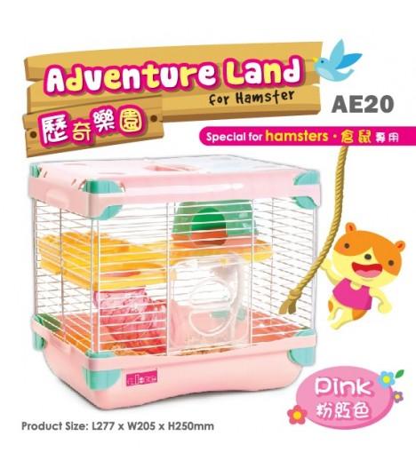 AE20 Alice Adventure Land Pink