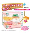 AE20 Alice Adventure Land Pink
