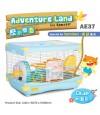 AE37 Alice Adventure Land Blue (Large)
