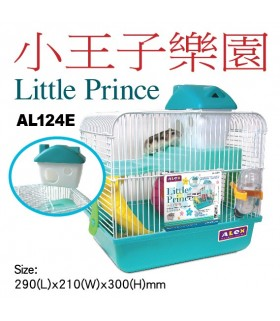 Alex Little Prince Hamster Cage
