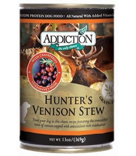 Addiction Hunter's Venison Stew