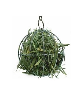 Pet Link Metal Hay Ball - Small