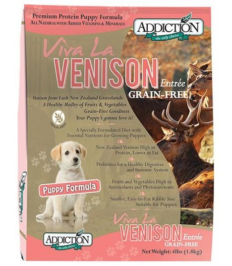 Addiction Viva La Venison Puppy